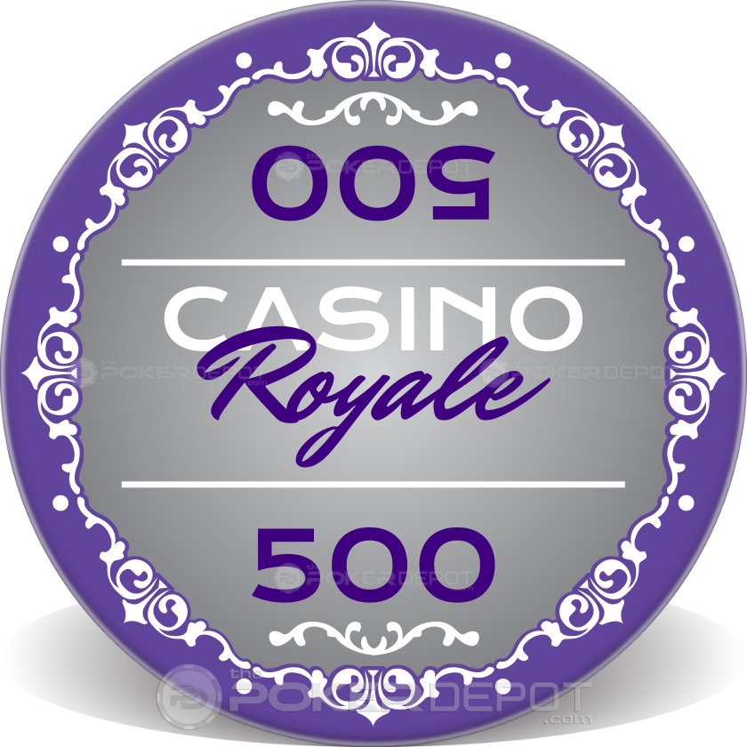 Casino Royale Ceramic Chips - Main