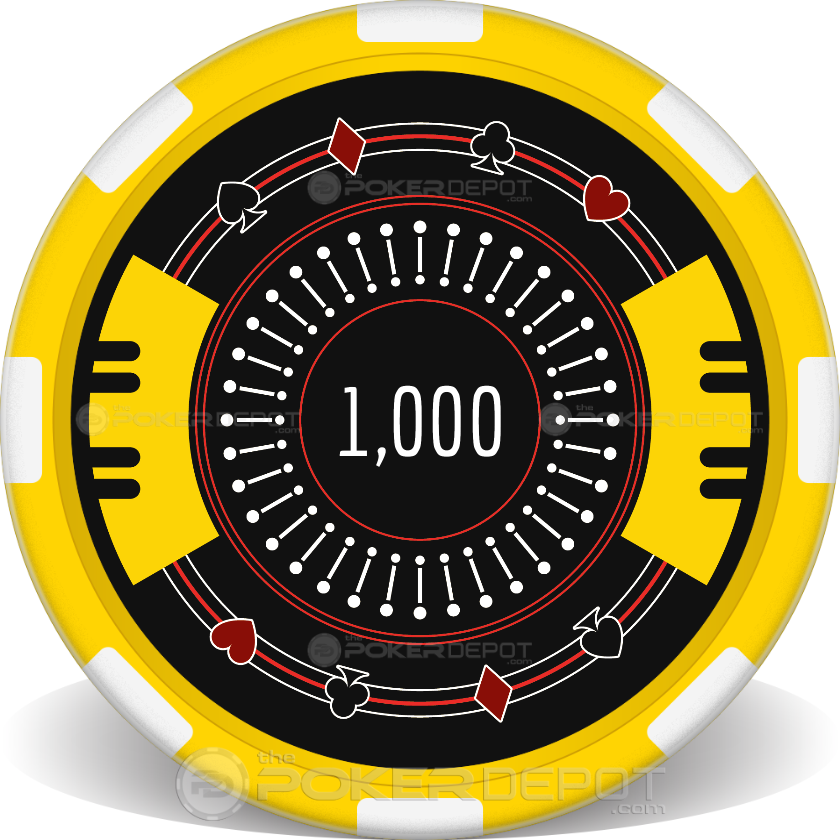 Stylish Elegant Poker Chips - Main
