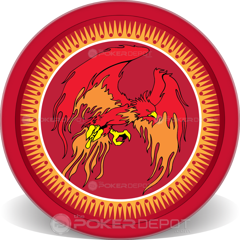 Phoenix Poker Chips - Main
