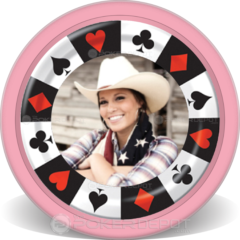 Birthday Party Poker Chips - Main