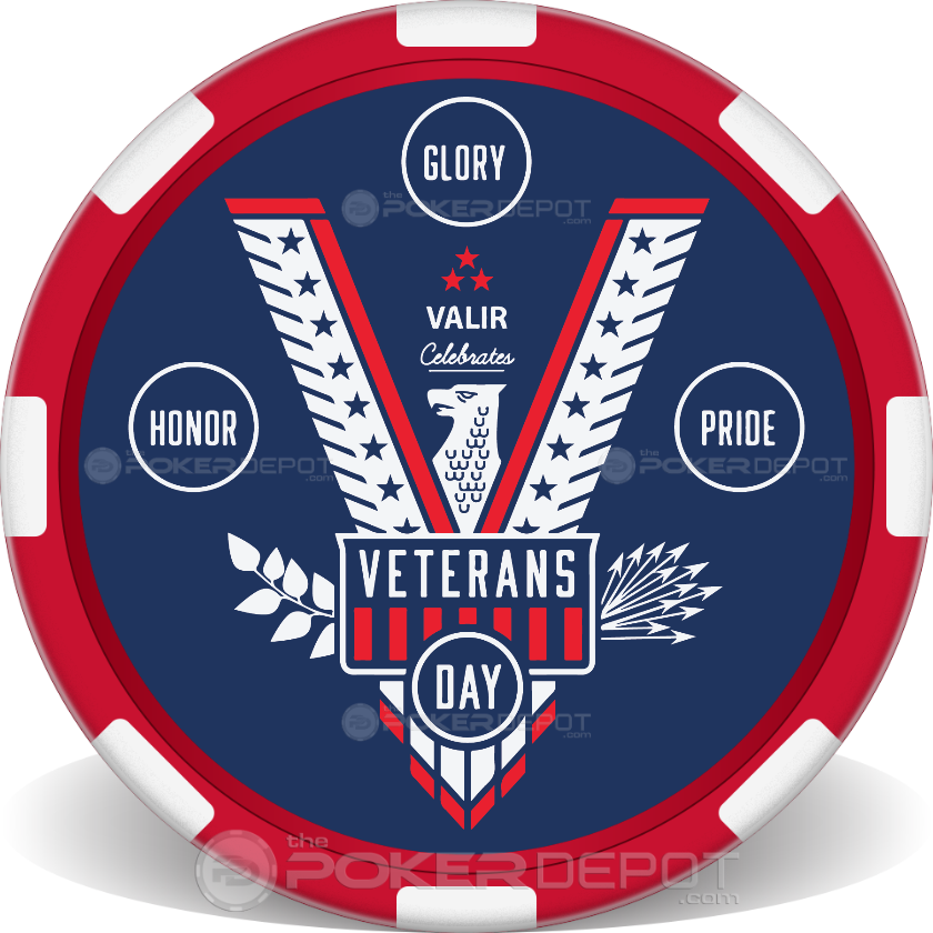 Veterans Day Eagle Chips - Main