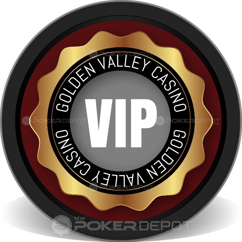 VIP Monogram Poker Chips - Main