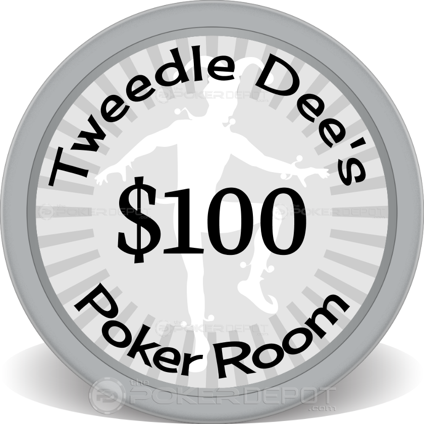 Joker Poker Chips - Main