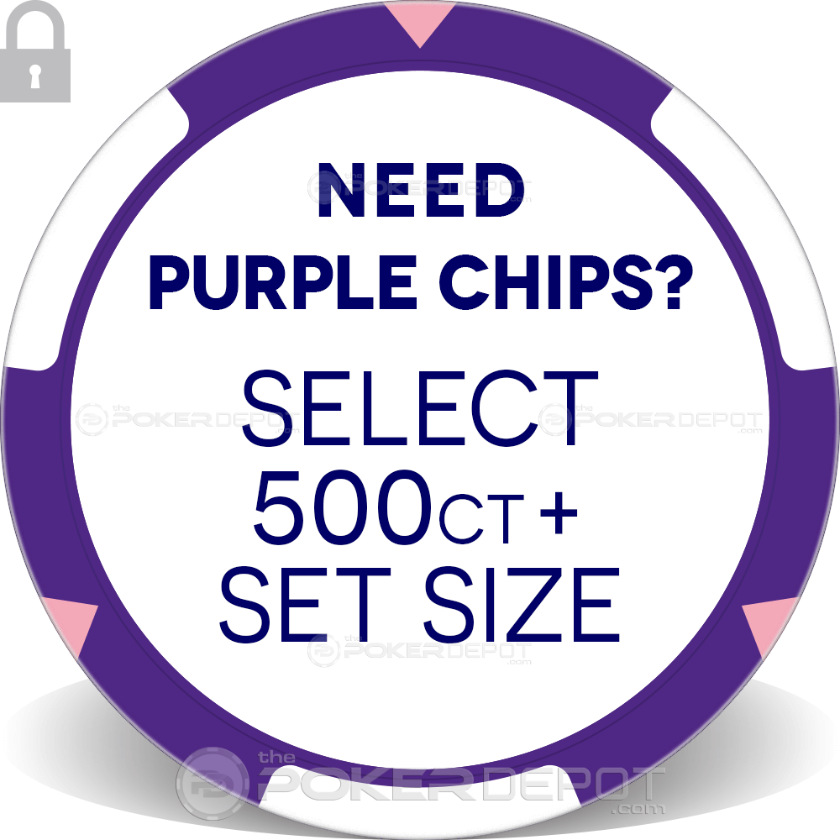 US Currency Poker Chip Set - Chip 4