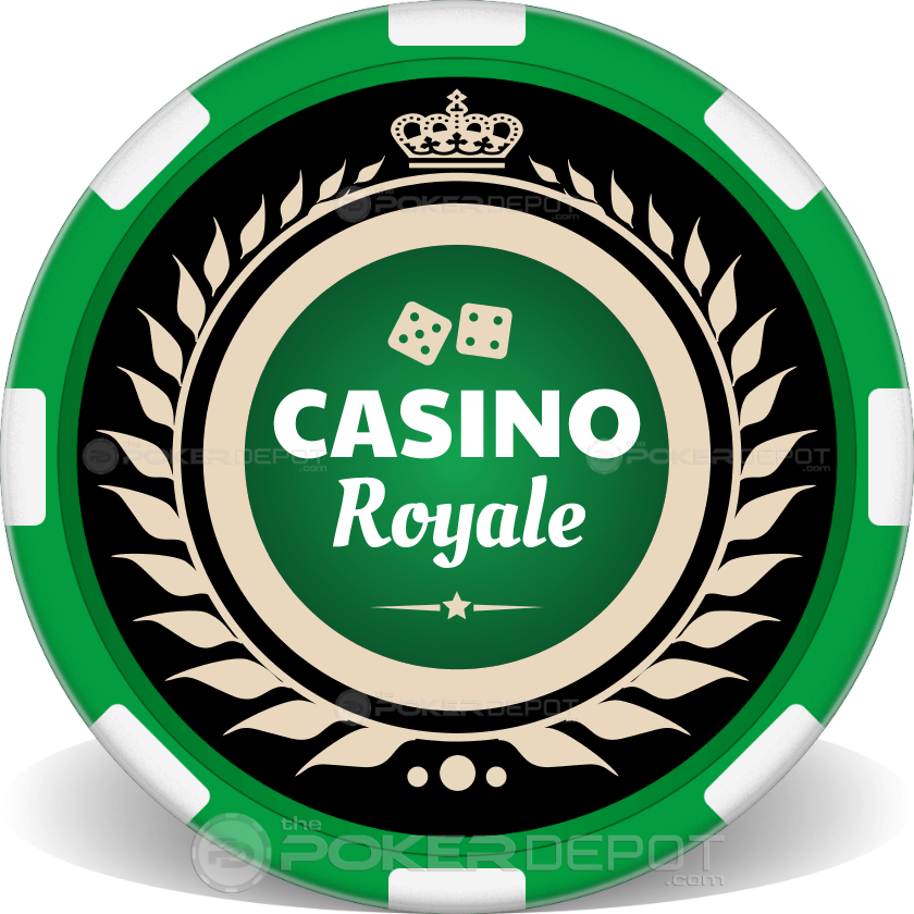 Casino Royale Poker Chip Sets - Chip 2