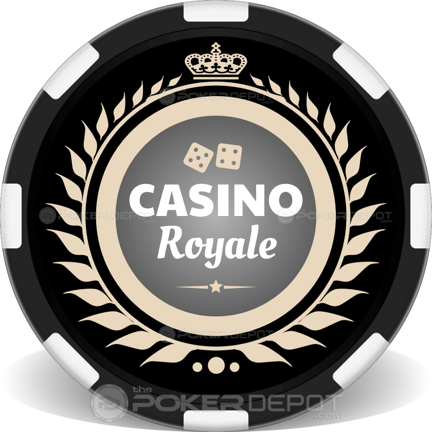 Casino Royale Poker Chip Sets - Chip 3