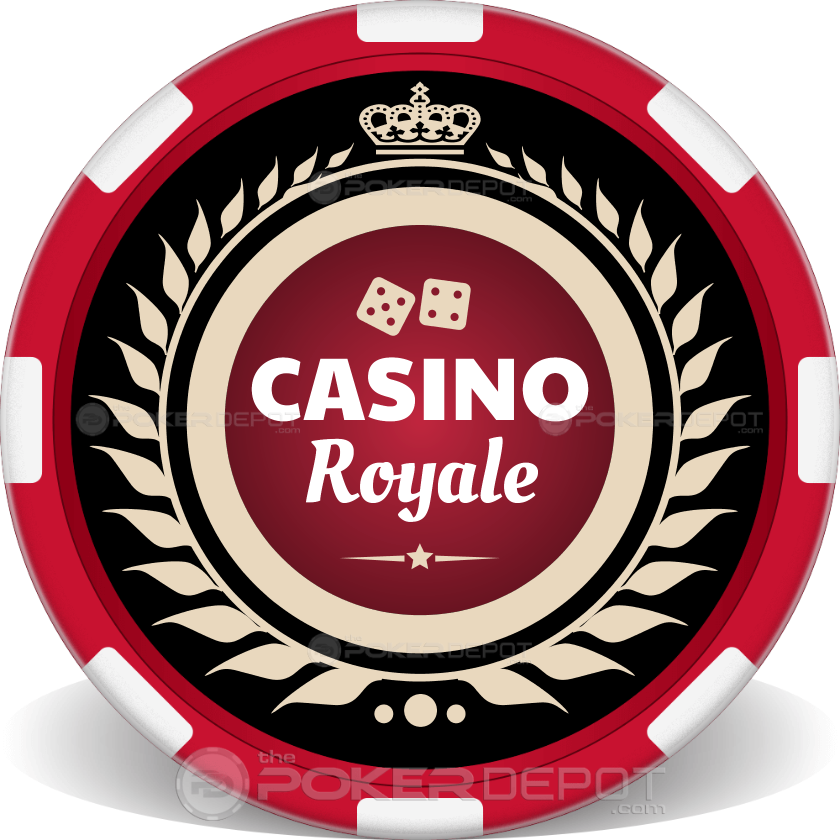 Casino Royale Poker Chip Sets - Main