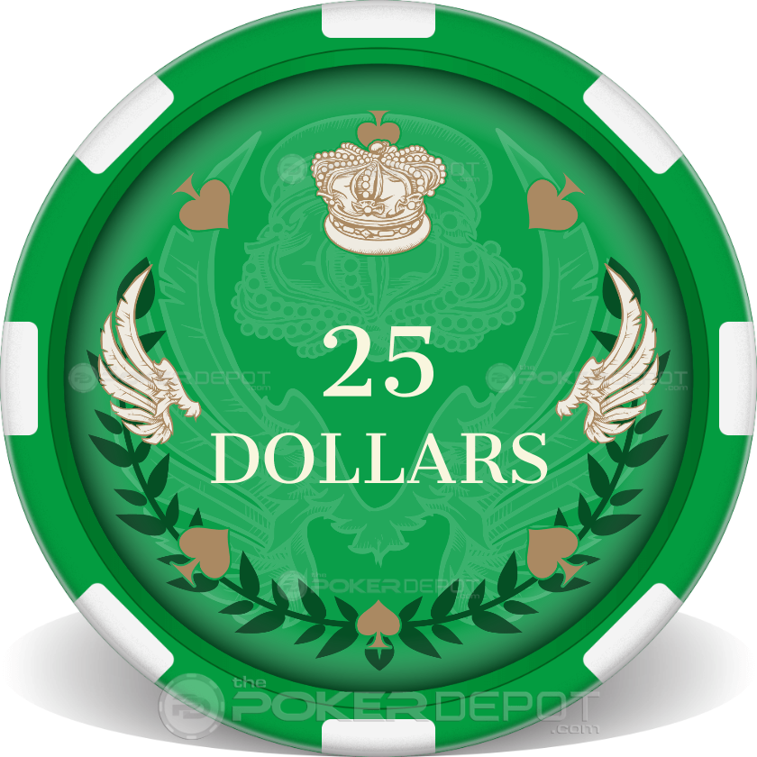 Royal Wings Poker Chip Set - Chip 2