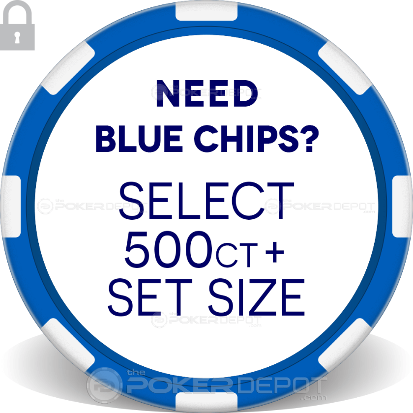 US Currency Poker Chip Set - Chip 5