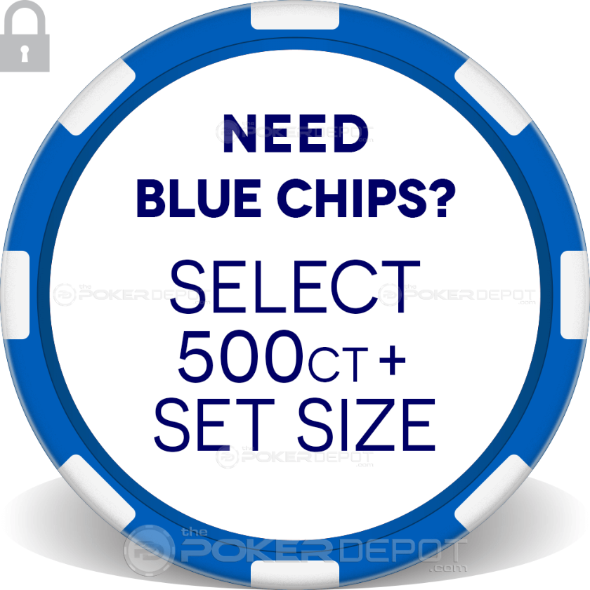 Circus Style Poker Chip Set - Chip 5