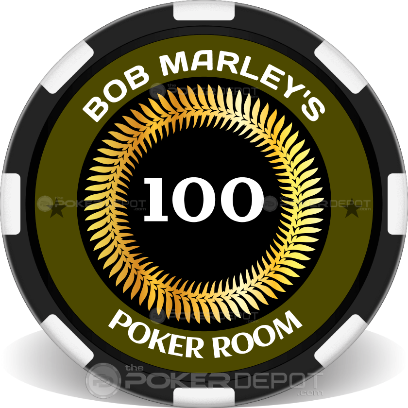 Man Cave Poker Room Chip Set - Chip 3