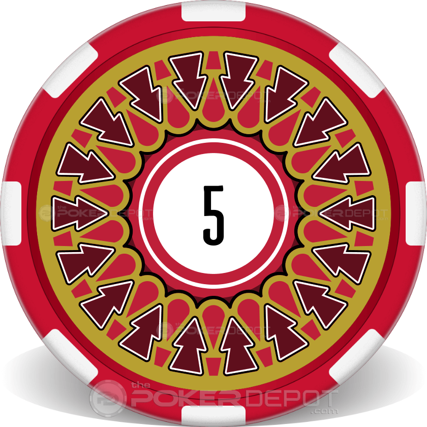 Exclamation Poker Chip Set - Main