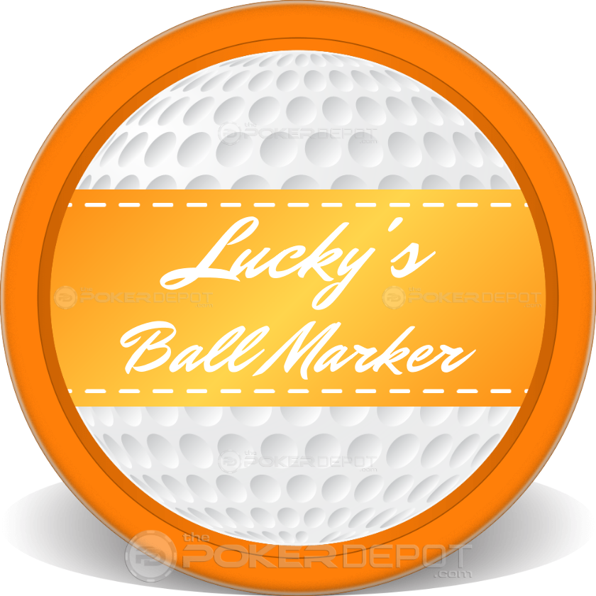 Ball Marker - Back