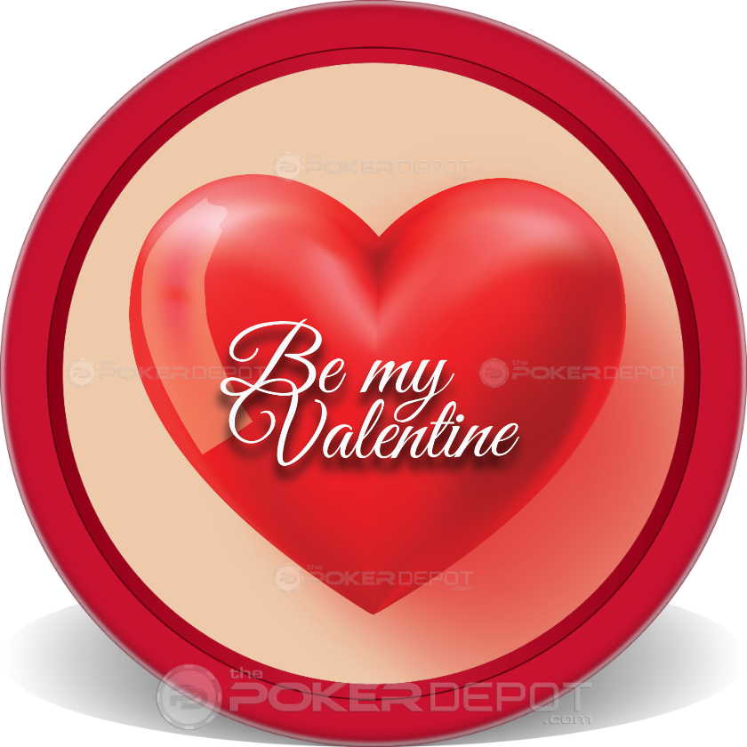 Be My Valentine - Front