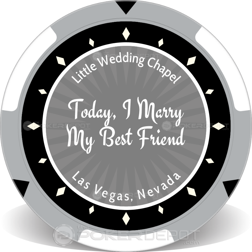 Las Vegas Wedding - Back