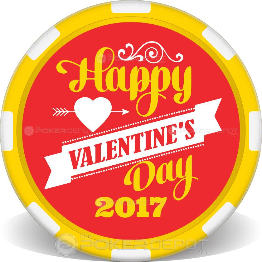 Happy Valentines Day - Front