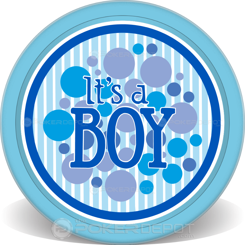 It's a BOY - Back