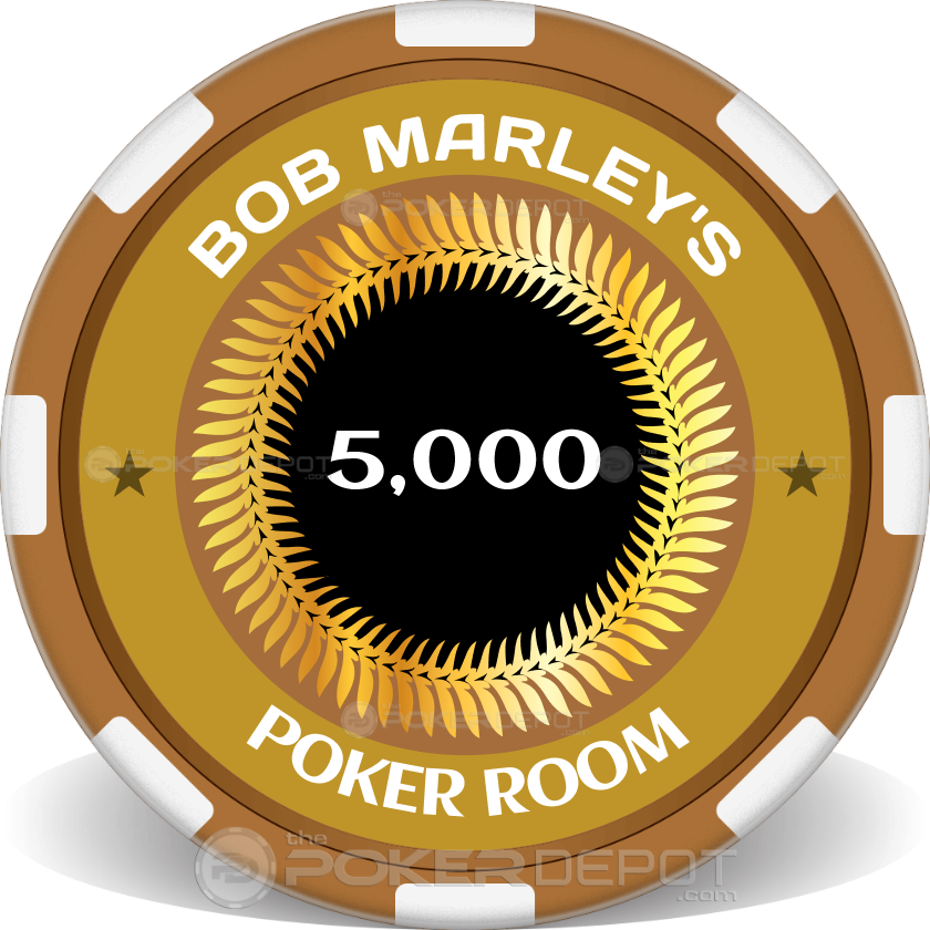 Man Cave Poker Room - Back