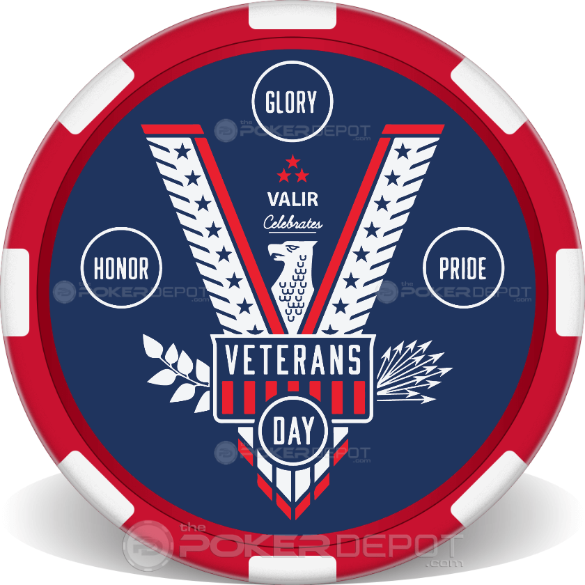 Veterans Day Eagle - Front