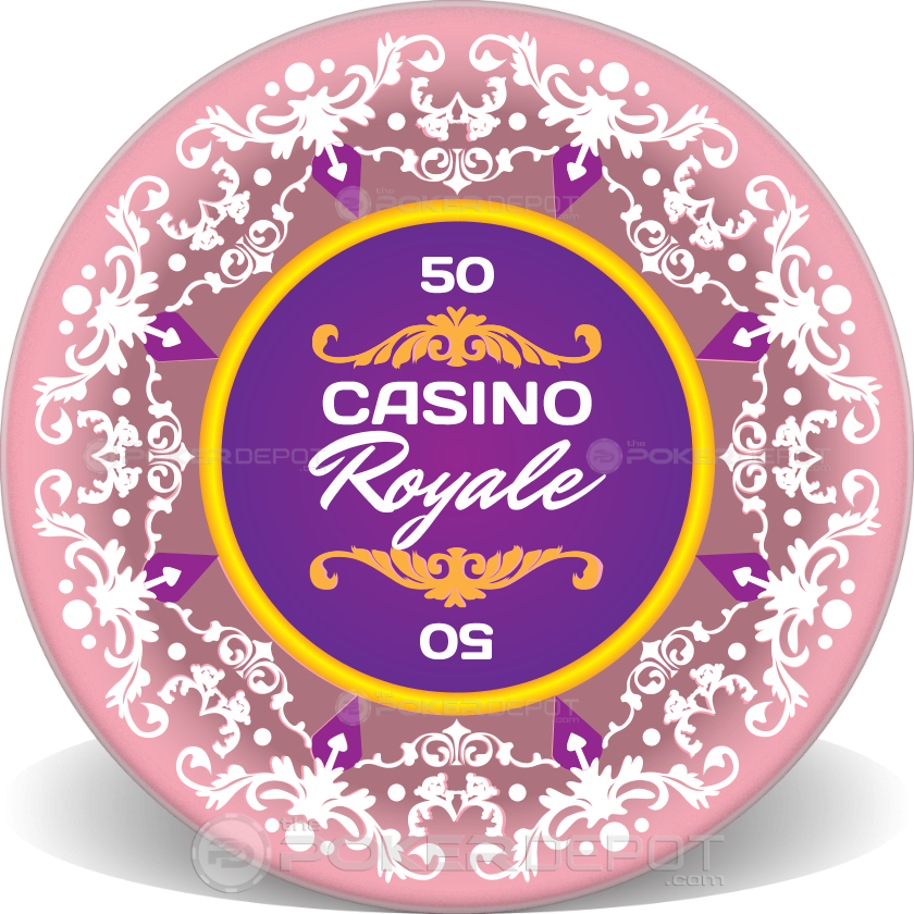 Casino Royale Elegant - Back