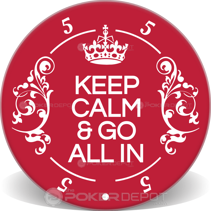Keep Calm - Main