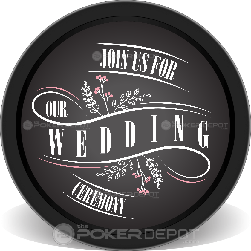 Wedding Chalkboard Design - Main