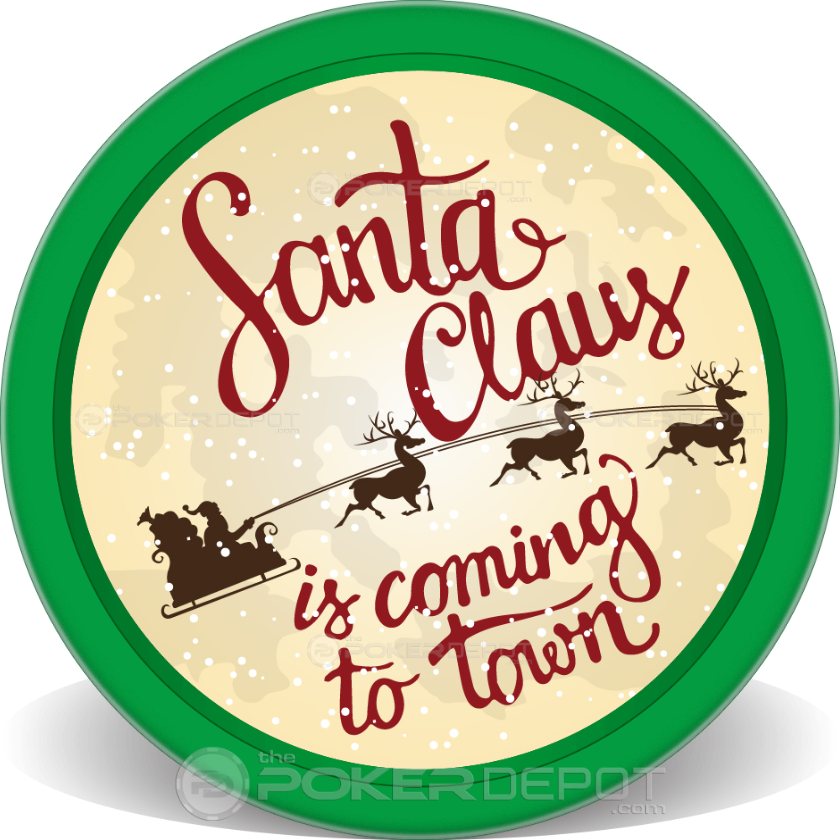 Santa Claus Is Coming - Main