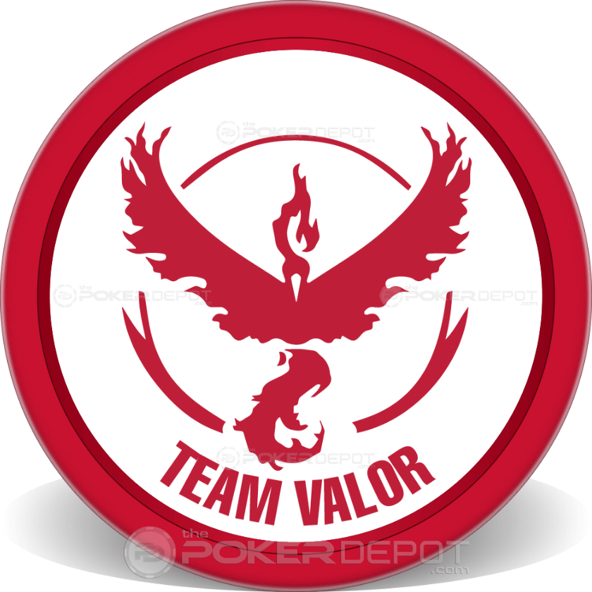 Pokemon Team Valor - Front