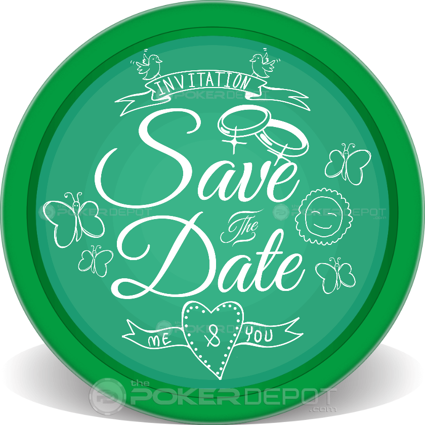 Save The Date Invitation - Main