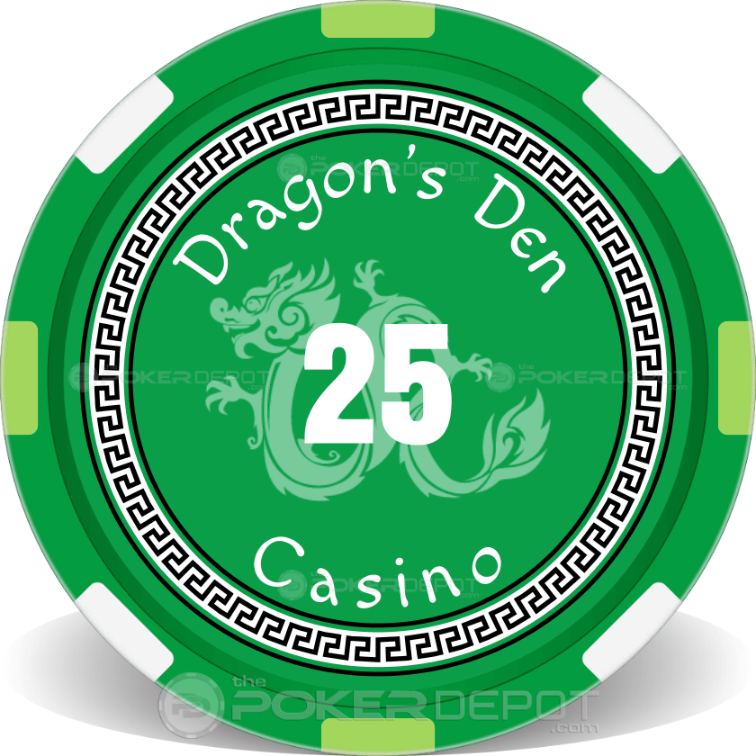 Dragon Casino - Chip 2