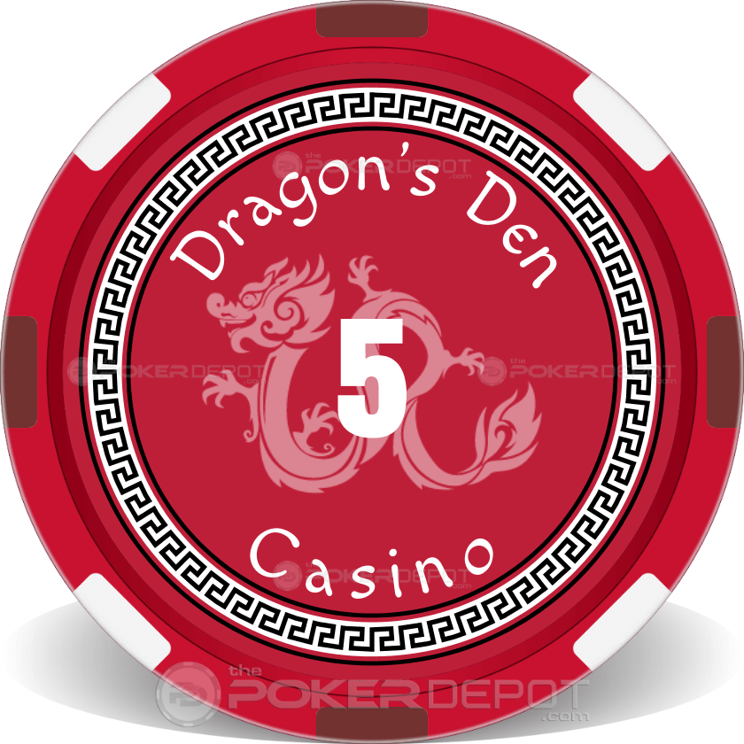 Dragon Casino - Chip 1