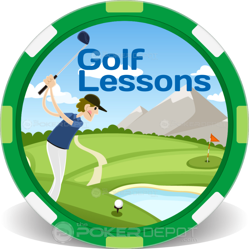 Golf Lessons - Main