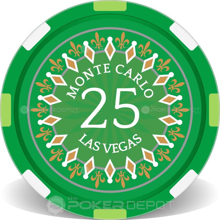 Monte Carlo Casino - Chip 2
