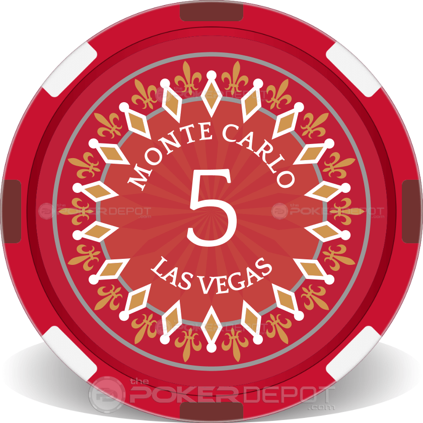 Monte Carlo Casino - Chip 1