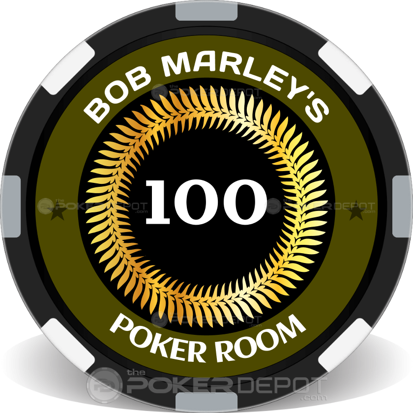 Man Cave Poker Room - Chip 3