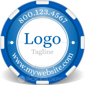 Custom Logo Poker Chip