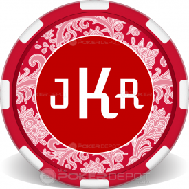 Customized Monogram Chips