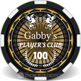Player's Club Poker Chips