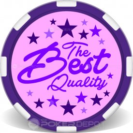 Best Quality Poker Chips Front