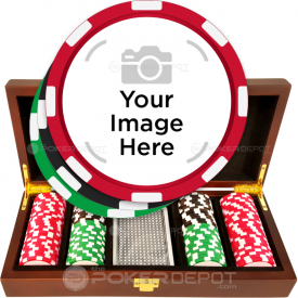 Design Your Own Poker Chips Set Front