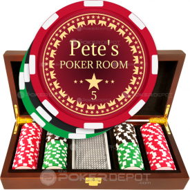 Build Your Own Poker Chip Set