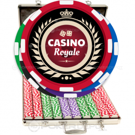 Casino Royale Poker Chip Sets