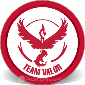 Pokemon Team Valor Chips Front