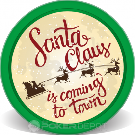 Santa Claus Is Coming Chips Front