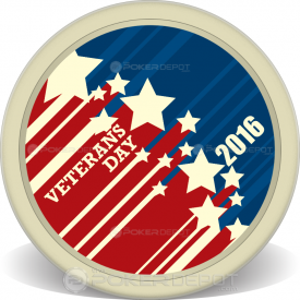 Veterans Day Stars Chips Front
