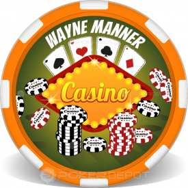 Casino Chips Poker Chips Front