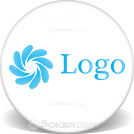 Custom Logo Ceramic Chip Front