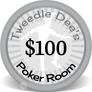 Joker Poker Chips Front