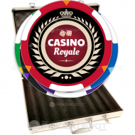 Casino Royale Poker Chip Sets Front
