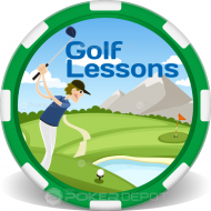 Golf Lessons Front